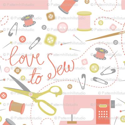 PHS-Love to Sew