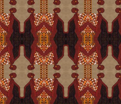 Africa_5 fabric by marina_popska on Spoonflower - custom fabric