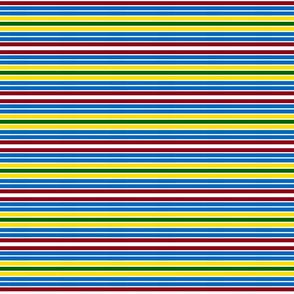 Schoolhouse Stripes