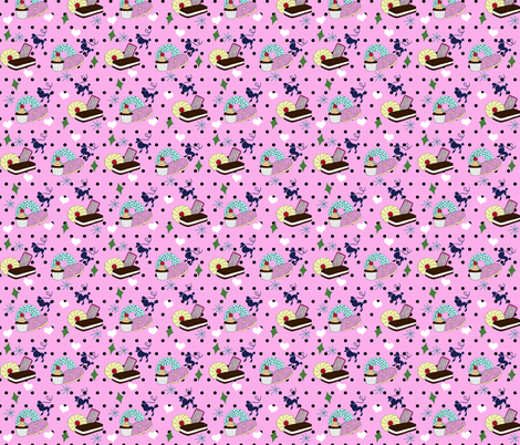 Sugar and Spice fabric by glanoramay on Spoonflower - custom fabric
