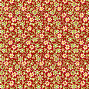 Pincushion floral