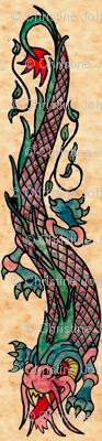 Dragon ink tattoo