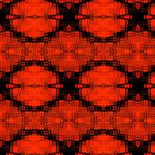 Red Hot Optical Stripe
