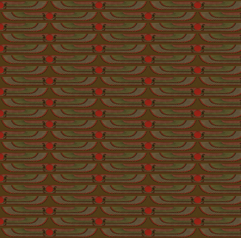 Antique Paper Design Pattern - Page 4 Cobra horizontal repeating pattern fabric by zephyrus_books on Spoonflower - custom fabric