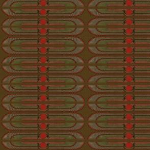 Antique Paper Design Pattern - Page 4 Cobra horizontal mirrored pattern