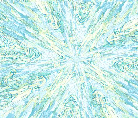 WATER RUSH fabric by bluevelvet on Spoonflower - custom fabric