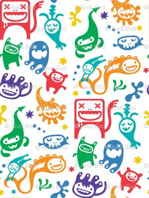 Monsters - Misfits