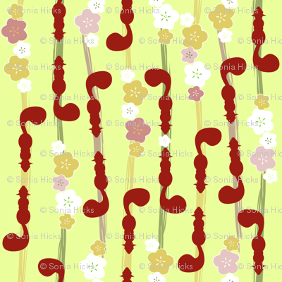 blossom squirrels