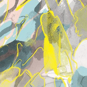 Techno Watercolor