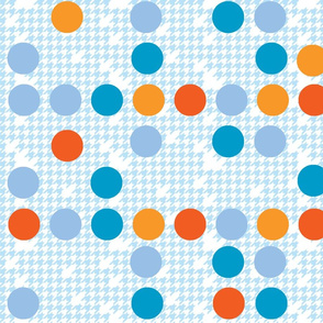Dotted Houndstooth