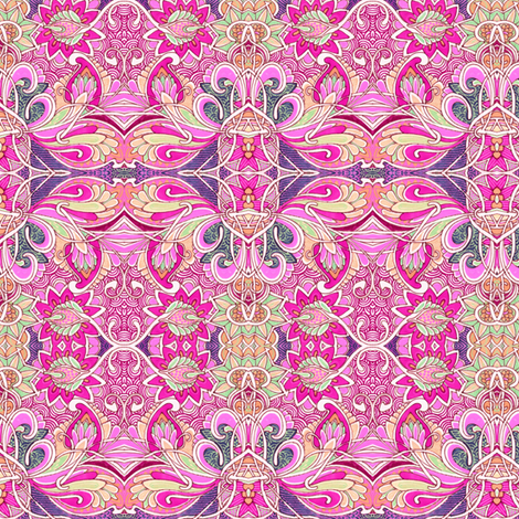 Motion in the Ocean fabric by edsel2084 on Spoonflower - custom fabric