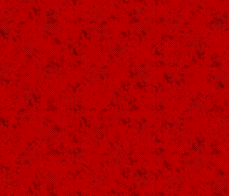 ditsy red fabric by paragonstudios on Spoonflower - custom fabric
