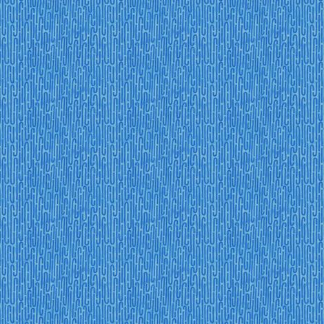 mitochondria blue background fabric by weavingmajor on Spoonflower - custom fabric
