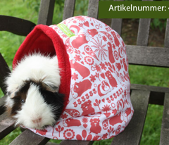 I love red guinea pigs