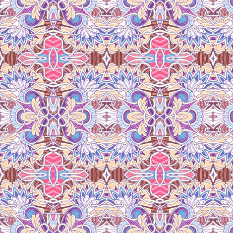 Get to the Point fabric by edsel2084 on Spoonflower - custom fabric