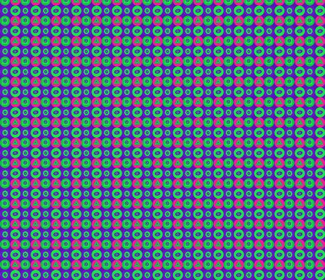 Géométrie nature fabric by manureva on Spoonflower - custom fabric