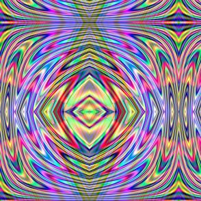 Qbist Waves