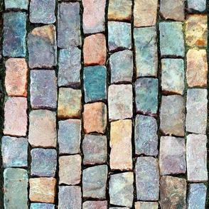 Cobblestones vertical