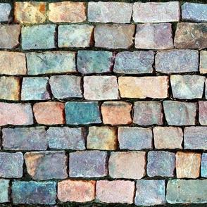 Cobblestones horizontal