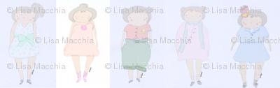 Philomena dolls