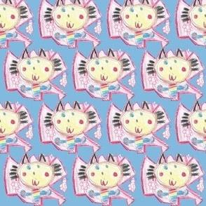 Cat fantasy by Aurora