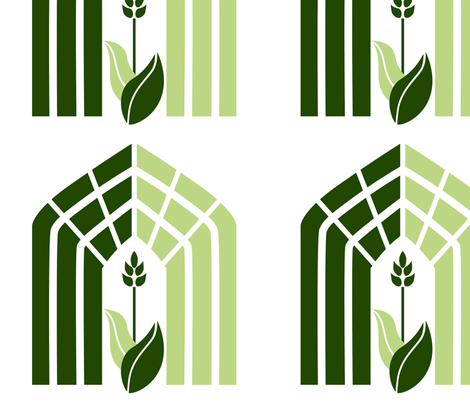 Logo 01 fabric by omahaha on Spoonflower - custom fabric