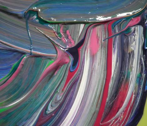 more paint fabric by feebeedee on Spoonflower - custom fabric