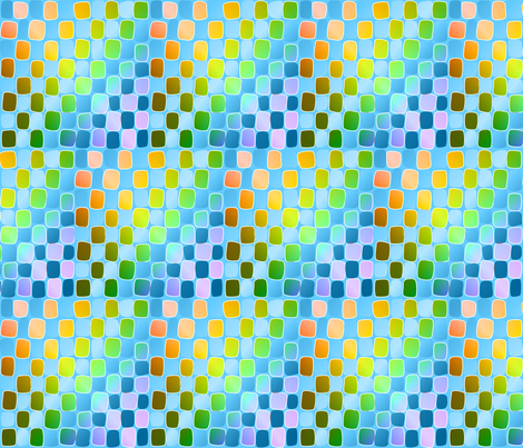 water_check fabric by glimmericks on Spoonflower - custom fabric