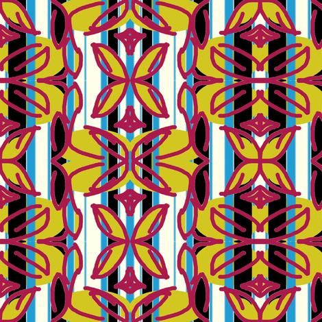 stripeandlf fabric by sewbiznes on Spoonflower - custom fabric