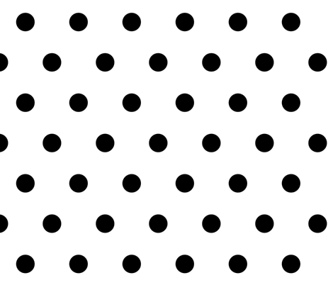 MINI DOTS fabric by bluevelvet on Spoonflower - custom fabric