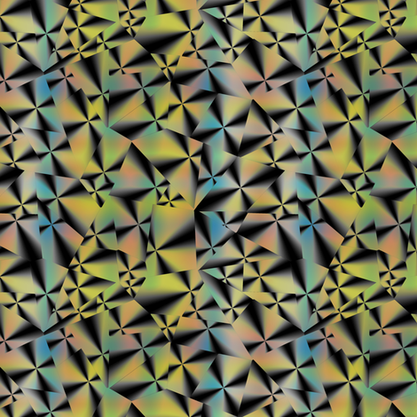 vitamin C plaid fabric by weavingmajor on Spoonflower - custom fabric
