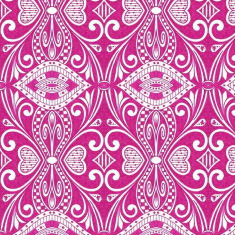 A Love, Transforming fabric by siya on Spoonflower - custom fabric
