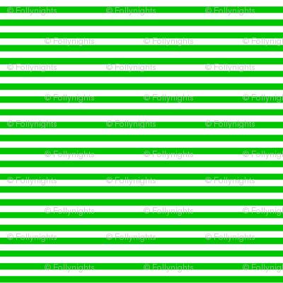 Spring Green 3mm Dolly Stripe