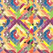 Geometric Seahorses