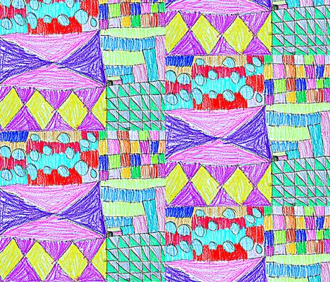 craig's_art fabric by hillarywhite on Spoonflower - custom fabric