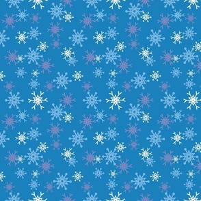 Snowflakes_on_Frosted Blue