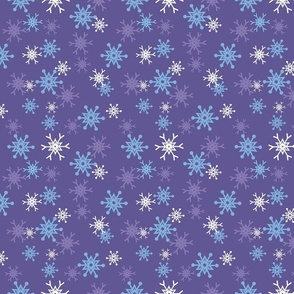 Snowflakes_on_Frosted Violet