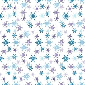 Snowflakes_onWinter_White