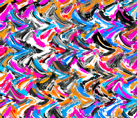 StuccoSea_2_42x36 fabric by k_shaynejacobson on Spoonflower - custom fabric
