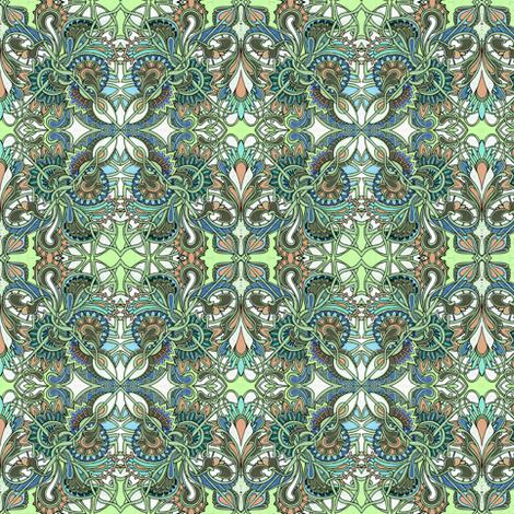 De Vine fabric by edsel2084 on Spoonflower - custom fabric