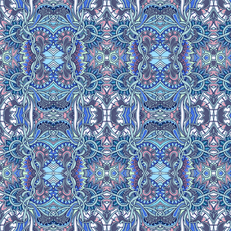 Wings to Tomorrow fabric by edsel2084 on Spoonflower - custom fabric
