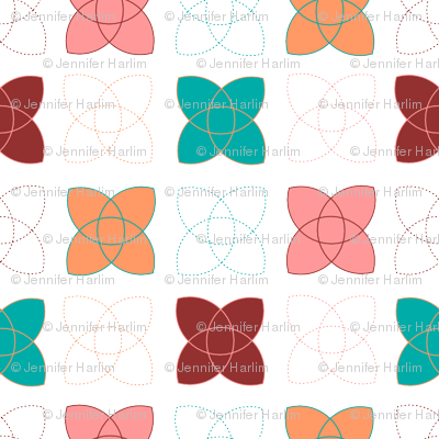 Atom - Multi-coloured