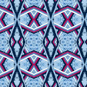 Arabian Canopy Blue Claret