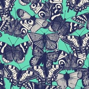 butterfly mint
