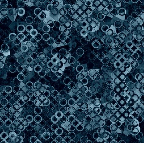 dragon skin #4 denim fabric by paragonstudios on Spoonflower - custom fabric