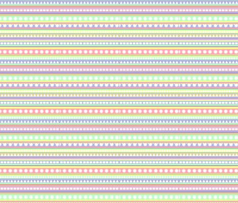 pastel_pattern fabric by romi_vega on Spoonflower - custom fabric