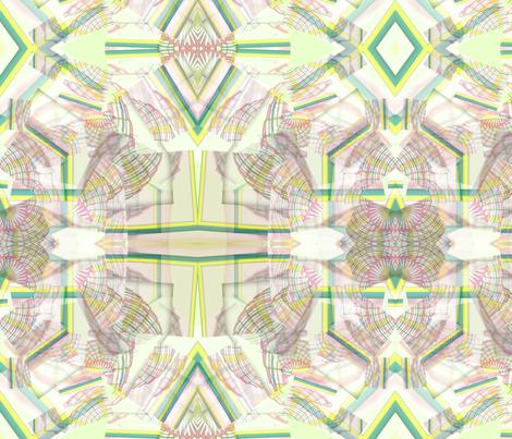 daisy_tornado_deconstruction fabric by jkayep2 on Spoonflower - custom fabric