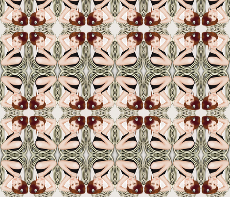 victorian fabric by kociara on Spoonflower - custom fabric