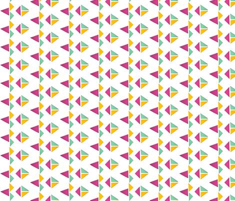 triangle_25 fabric by studiojelien on Spoonflower - custom fabric
