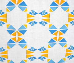 triangle yellowblue